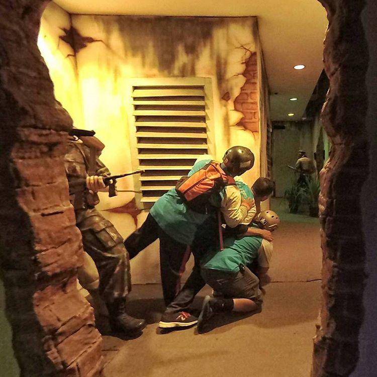 Museum Benteng Vredeburg sumber ig @harapan_bangsa