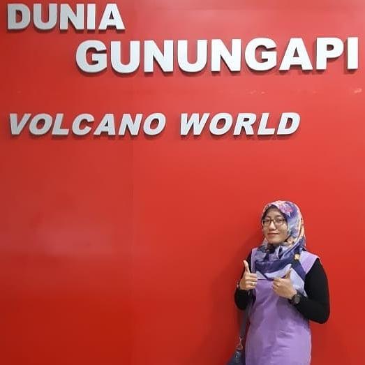 Museum Gunung Merapi sumber ig @piecha