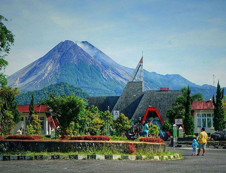 Museum Gunung Merapi sumber ig @rommydhano