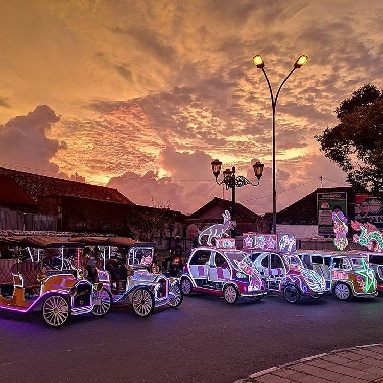 Pesona Keindahan Wisata Malam Di Alun Alun Kidul Yogyakarta Go Trip Indonesia