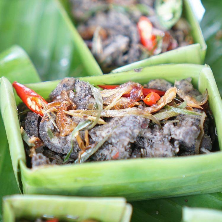 Gecok, salah satu makanan khas Sumbawa, sumber ig @kuliner.samawa