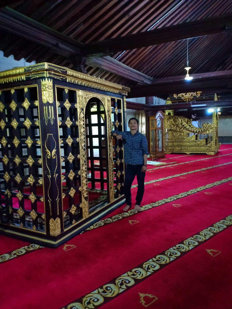 Masjid Gedhe Kauman sumber (Arsip Alfarabi)