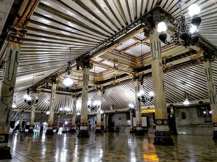 Masjid Gedhe Kauman sumber ig @suhendra_ltd