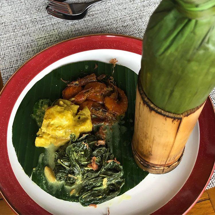 Nasi Kolo khas Labuan Bajo, sumber ig @bocahtuanakal88