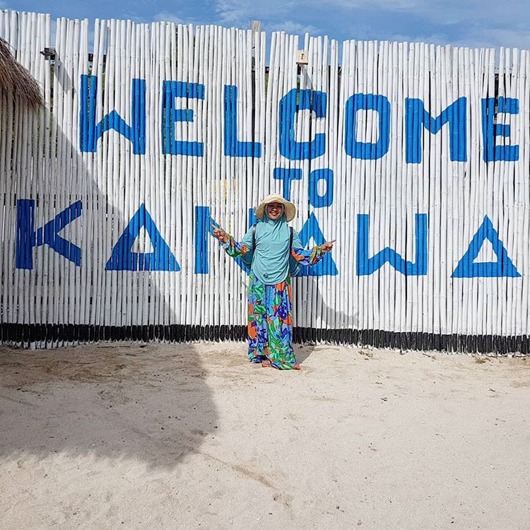 Pulau Kanawa sumber ig @nana_apikapik