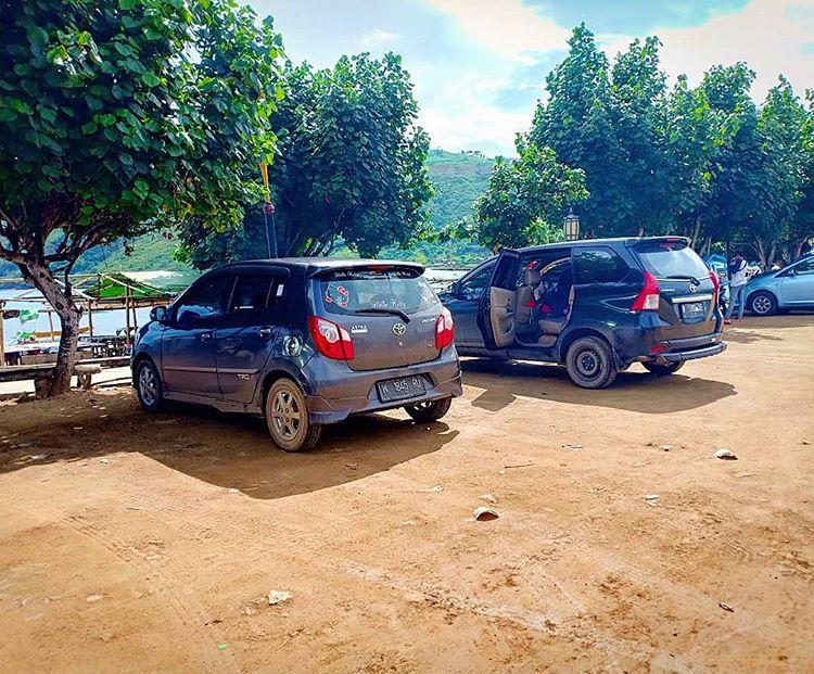 Rental Mobil di Lombok, sumber ig evan_trans