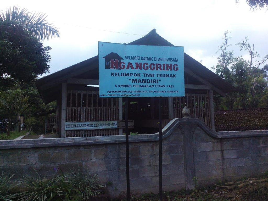 Desa Wisata Nganggring