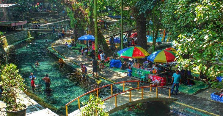 Sungai Cokro Tulung Klaten, src jelajahkhatulistiwa