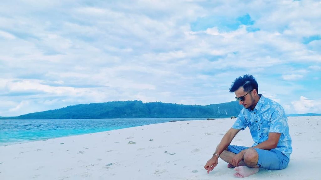 Pulau Molana, Sumber IG @8fanuel