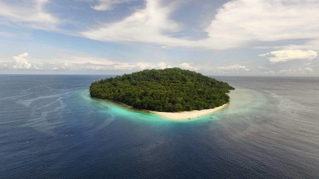 Pulau Molanan, Sumber IG @malukuprewedding