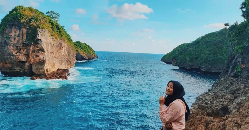 Pulau Sempu, Sumber IG @astry07_
