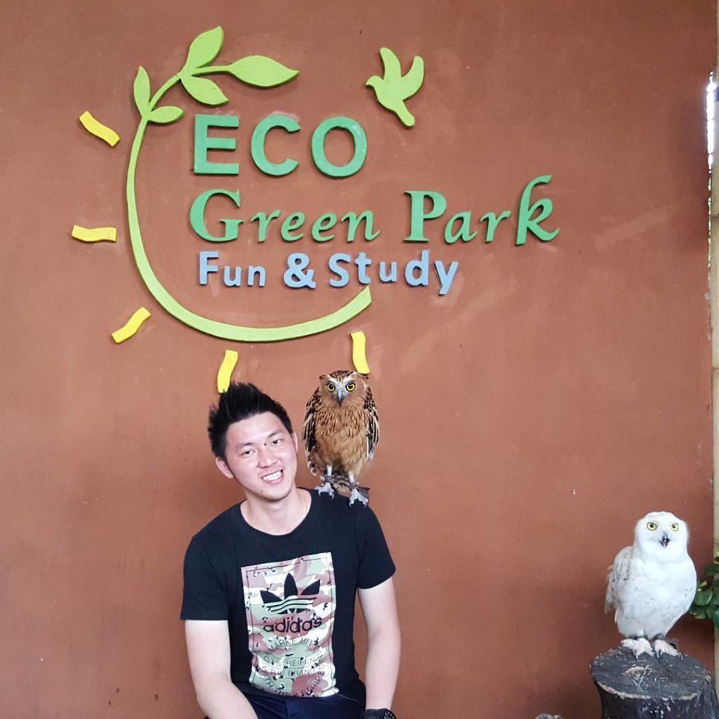 Eco Green Park Malang, Sumber IG @cinwen2909