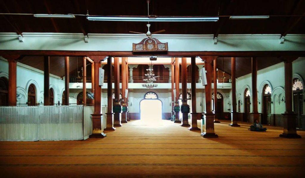 Masjid Agung Jami' Malang, Sumber IG @riazul_ashari