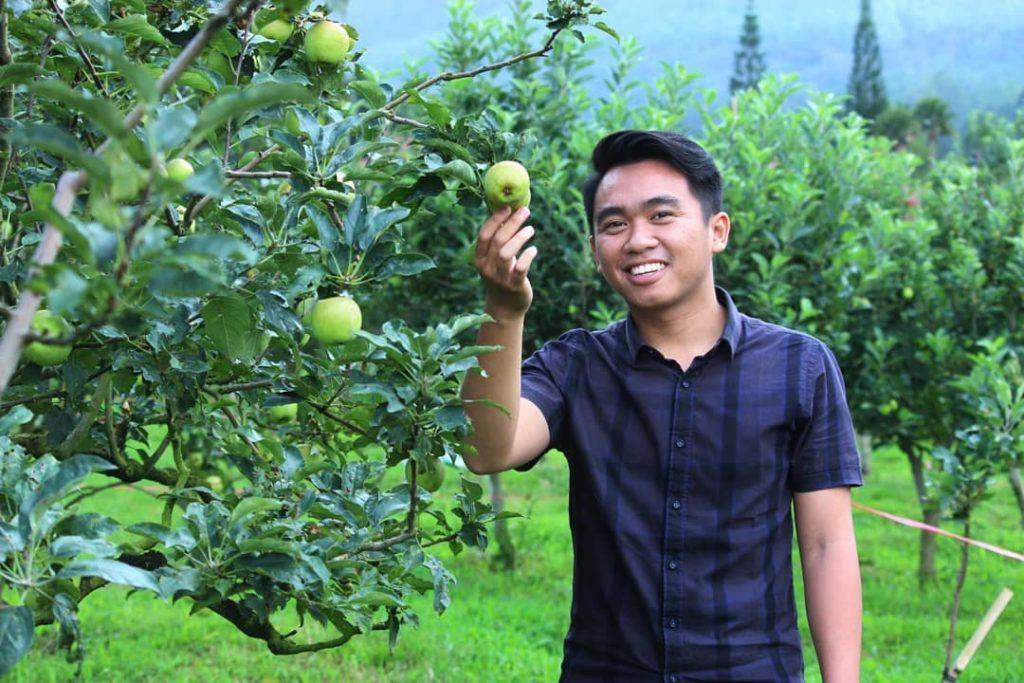 Kusuma Agrowisata Batu Malang, Sumber IG @bayuindrawicaksono
