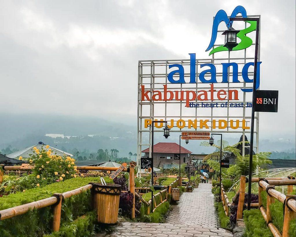 Desa Pujon Kidul Malang, Sumber IG @ridwan.sept