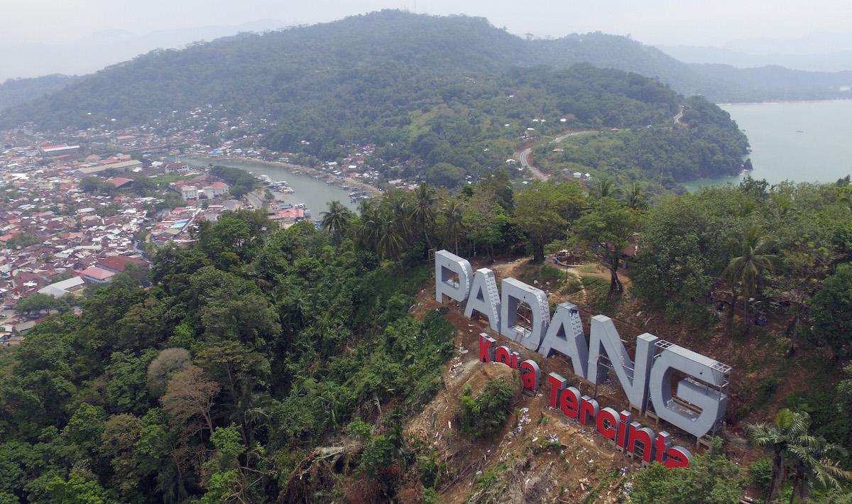 Kota Padang, sumber : ANTARA