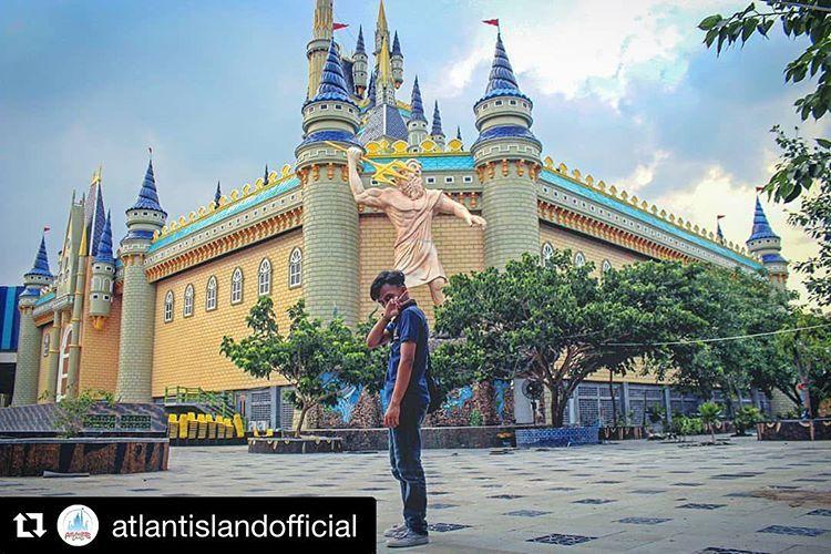 Atlantis Land di Kenjeran Park Surabaya