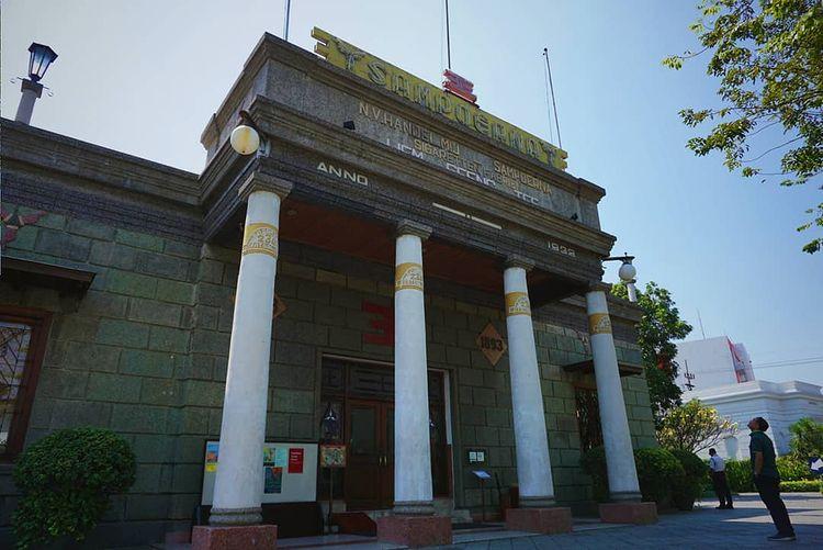 Foto museum HM Sampoerna Surabaya, ig andikadaffa05